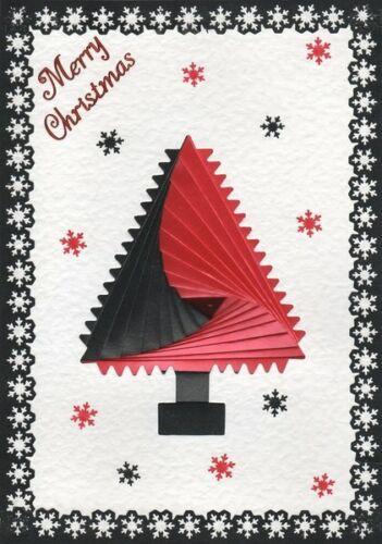 Tree Spirella DeeCraft Iris Folding Card Pack