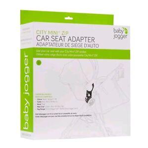 Cybex Maxi Cosi... Baby Jogger-City Mini ZIP single car seat adapter-Chicco