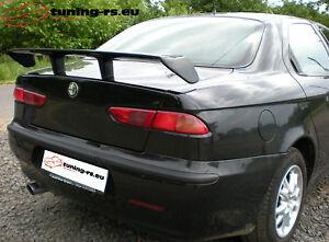 05-11 Heck Flügel CUP Dachspoiler Ansatz CARBON für Alfa Romeo 159 Bj