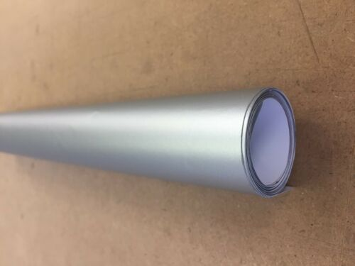 Silver Chrome Satin Matt Car Motorbike Vinyl Vehicle CAR Wrap Air Release A015