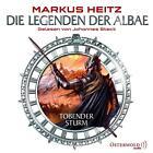 Die Legenden der Albae 04. Tobender Sturm von Markus Heitz (2014)