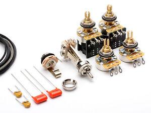 toneshapers wiring kit les paul standard modern wiring. Black Bedroom Furniture Sets. Home Design Ideas