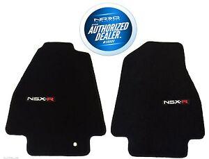 Nrg Carpet Floor Mats Set Acura Nsx 1991 2004 With Nsx R