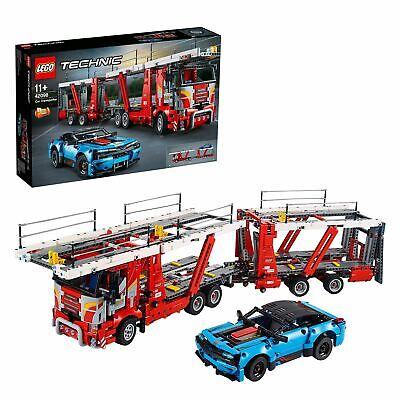 LEGO Technic Car Transporter 2 in 1 Truck Set 42098
