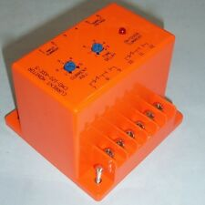 ATC 120VAC 1-5A TIME-DELAY RELAY CURRENT MONITOR CMO-120-ASE-5