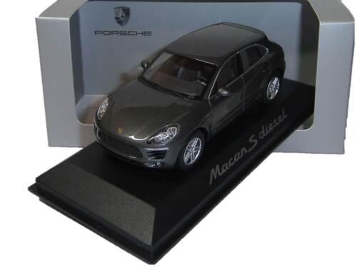 neu /& ovp Minichamps 1:43 Porsche Macan S Diesel WAP0201510E