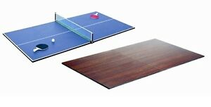 7x4-TABLE-TENNIS-DESK-DINING-TOP-CONVERTOR-FOR-POOL-SNOOKER-TABLE-COVER-WORKTOP