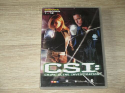 1 von 1 - CSI - Crime Scene Investigation Season 4.1 - Neuauflage (2008) Serie  3 DVD