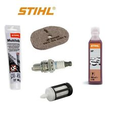 Genuine Stihl FS 70 extra service kit KM FS 56 strimmer filters oil plug grease