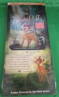 Bambi Ii Special Casing As You See Walt Disney Dvd Brand Factory Sealed