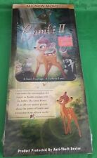 BAMBI II special casing as you see WALT DISNEY DVD BRAND NEW FACTORY SEALED