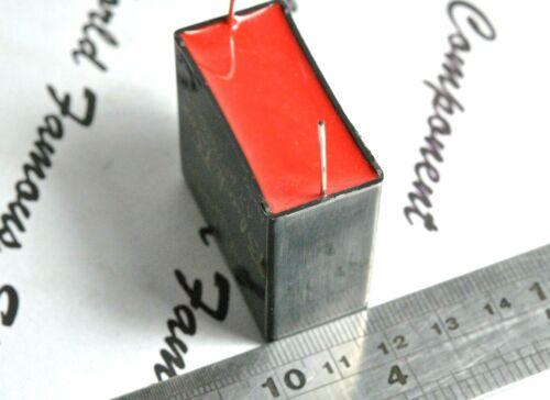 WIMA Black Box 4.7uF 250V 5/% pitch:37.5mm Capacitor NOS Genuine 1pcs