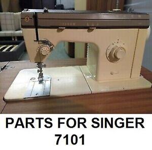 Original Singer 7101 Sewing Machine Replacement Repair Parts
