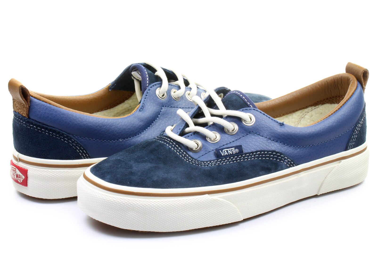 Vans Authentic Era Mte Classic Sneakers Canvas Women Men Of The Wall Dress bluees