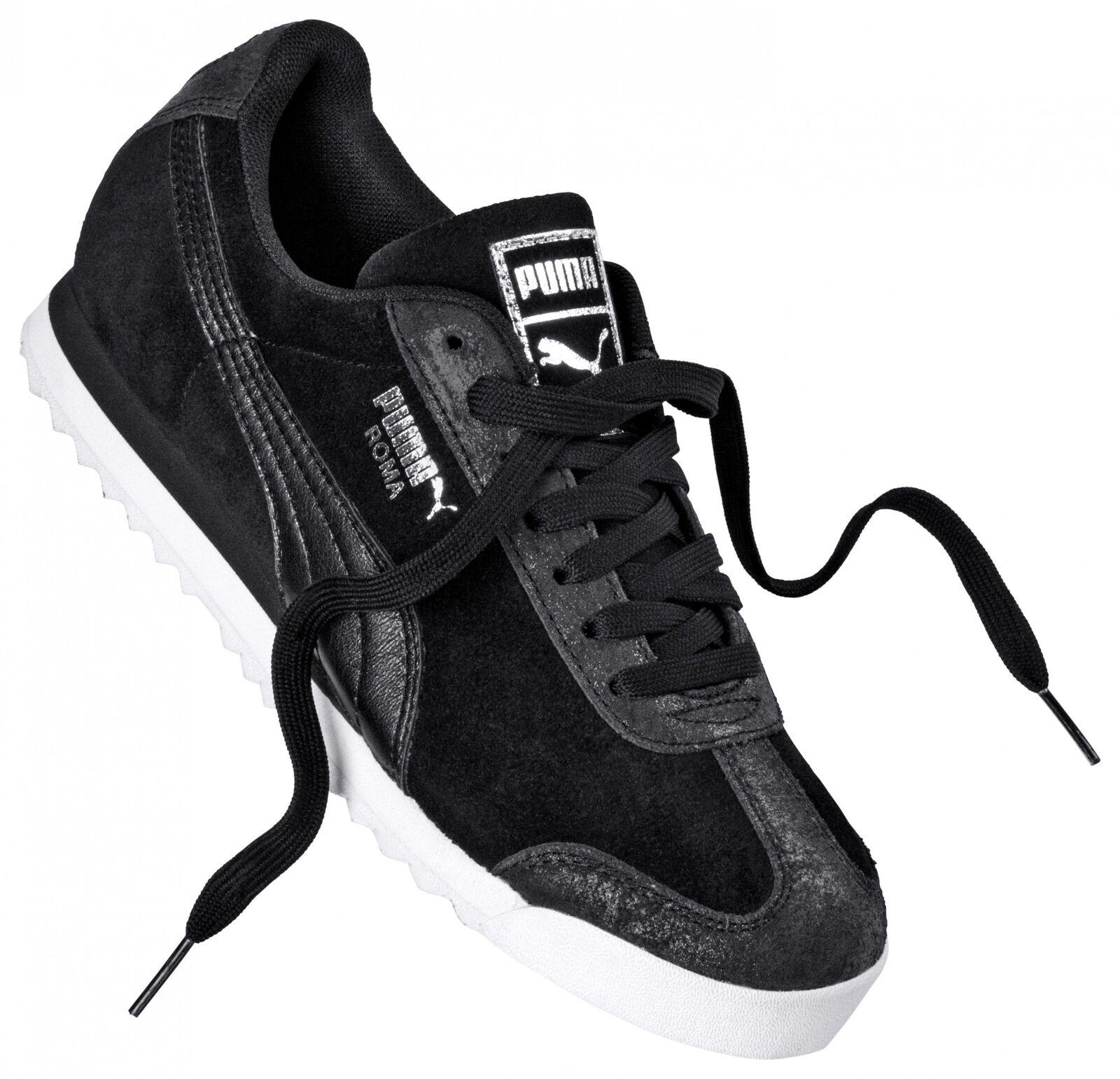 Puma Sneakers ROMA CLASSIC MET SAFARI Damen Turnschuhe Sportschuhe Freizeitschuh