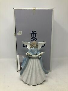 Lladro Angel Navidad Cantante Christmas Tree Topper #5719 ...