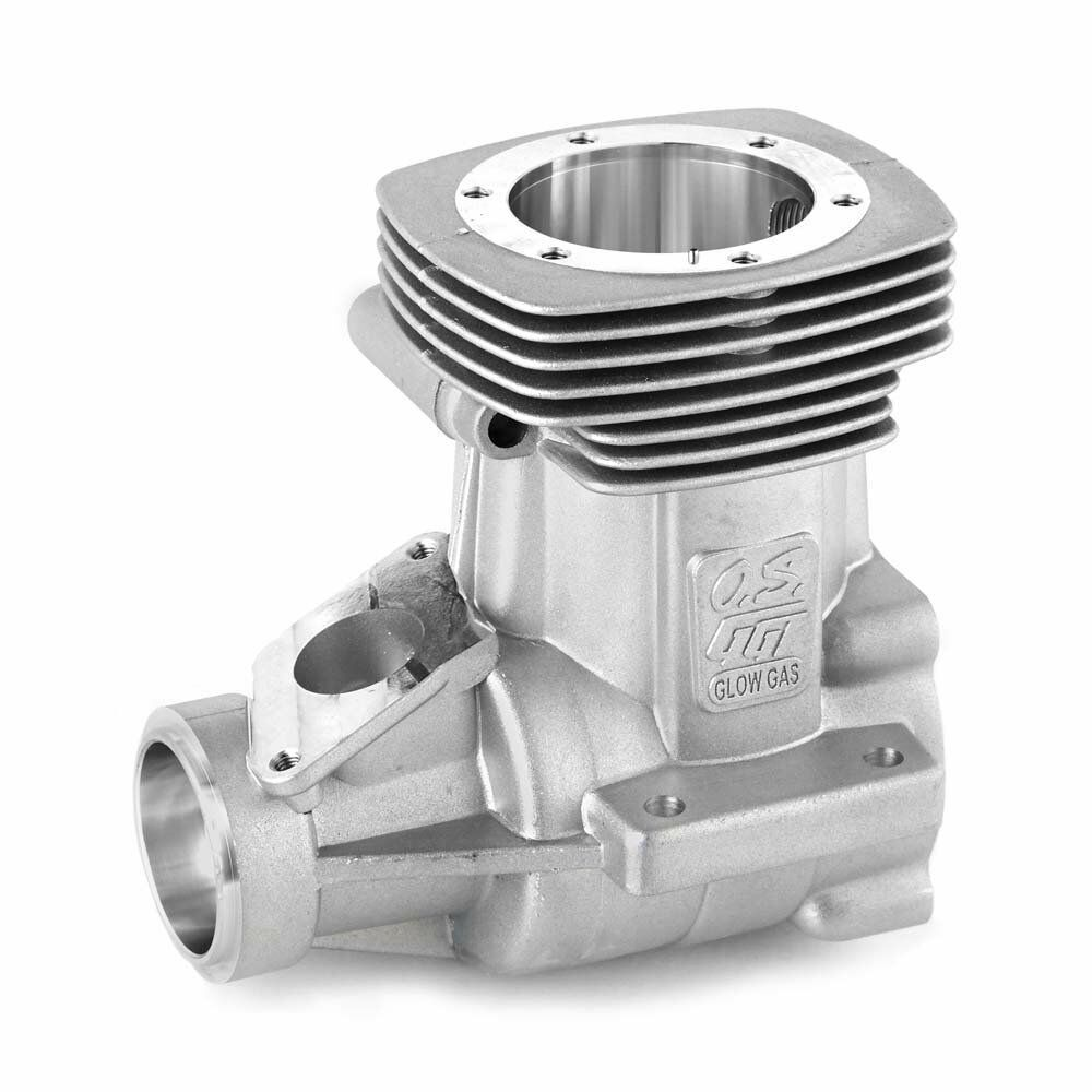 O.S. Engines 4A201000 Crankcase GGT15 Vehicle Part