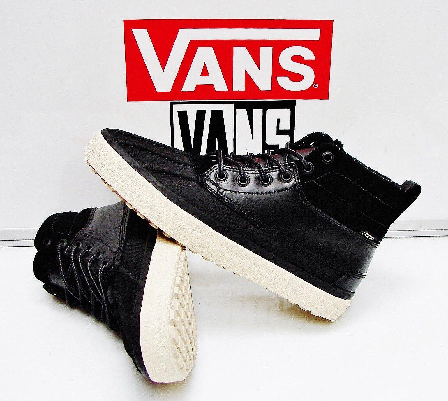 Vans SK8 Hi Del Pato MTE Black VN-0A3497DW5 Men's Size: 9