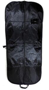 54-034-Heavy-Duty-Suit-Cover-Waterproof-Travel-Zipped-Nylon-Garment-Carrier-Bag
