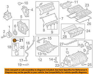 [ANLQ_8698]  LAND ROVER OEM 10-18 Range Rover Sport 5.0L-V8 Engine-Filter Cover LR019477  | eBay | Rover Engine Diagrams |  | eBay