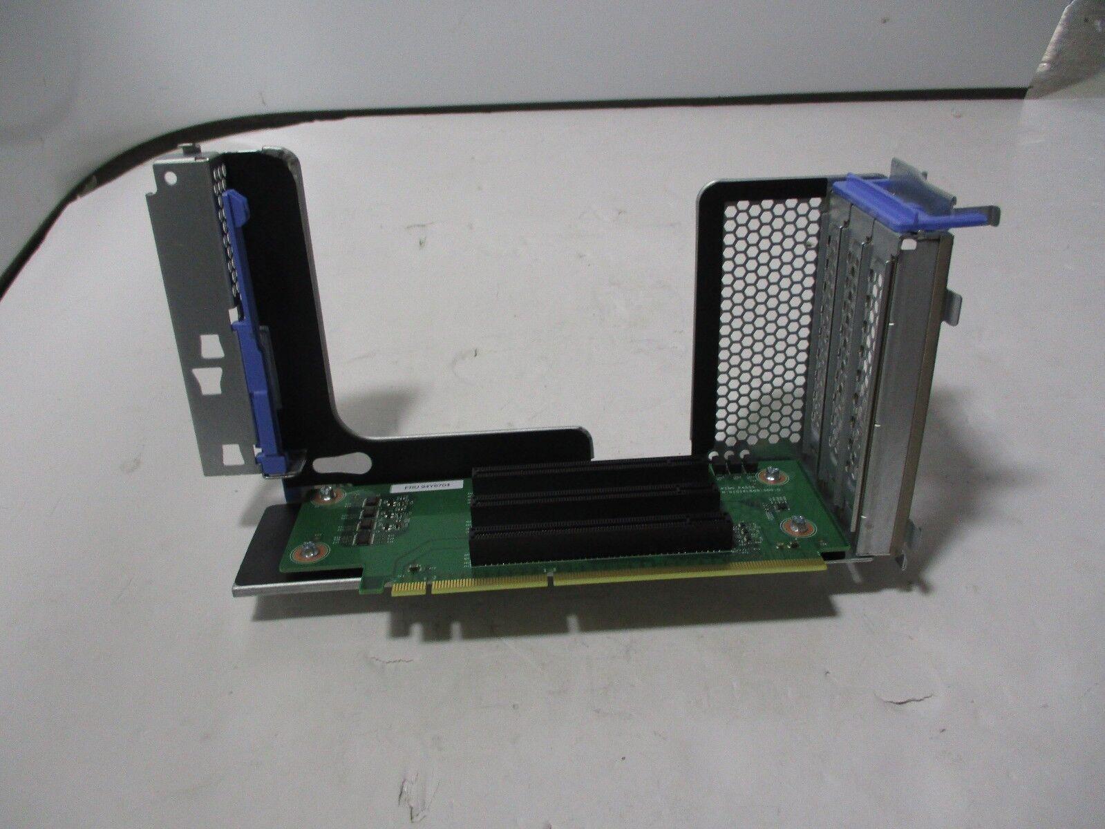 IBM 94Y6704 X3650 M4 PCI-e Riser Card 00D3009