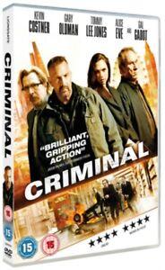 Nuovo Criminal DVD