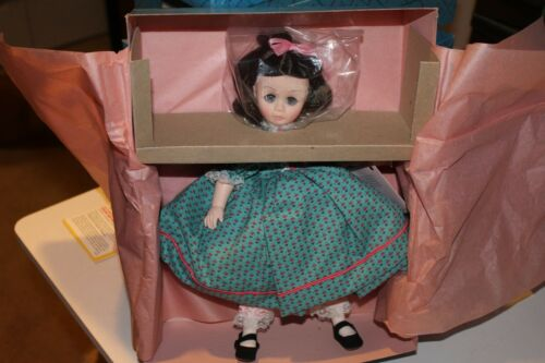 "MADAME ALEXANDER #1206 ""BETH"" DOLL MINT in ORIGINAL BOX with TAG"