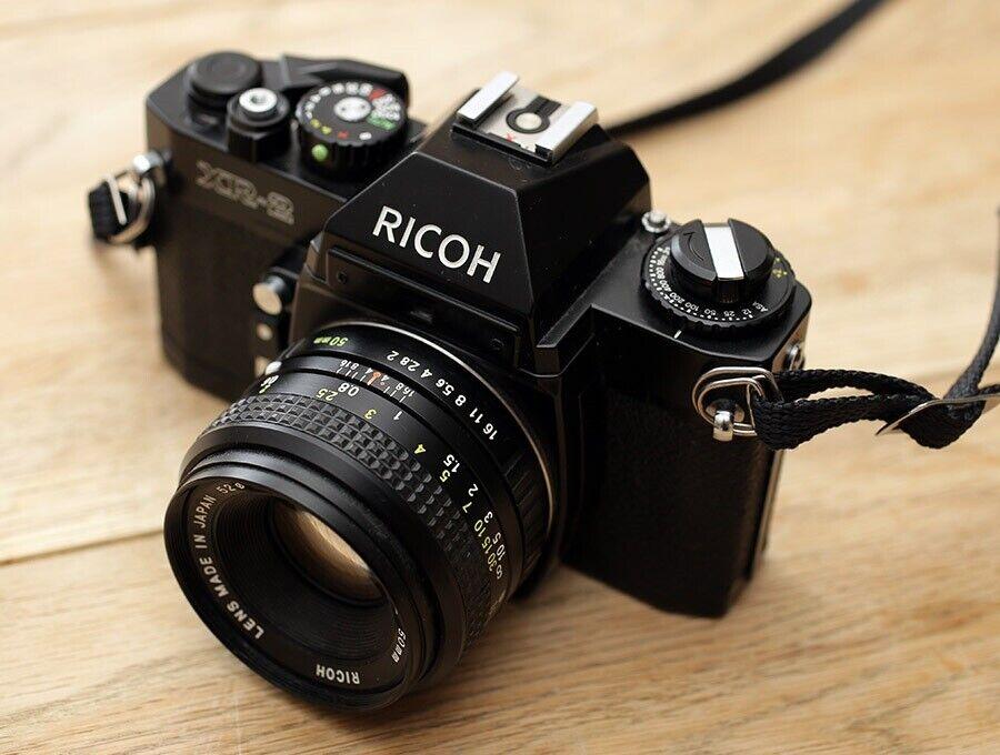 Ricoh, XR-2, God