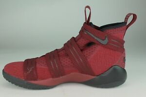ab654fac46b LEBRON SOLDIER XI SFG MEN SIZE 10.0 TO 11.5 TEAM RED BASKETBALL ...