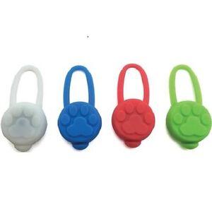 NEW-LED-Wrap-Around-Blinker-for-Dog-Collar-Light-Up-Dog-Tag-Flashing-Safety-Tag
