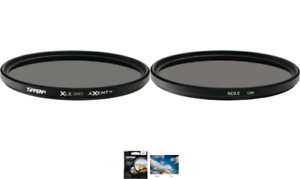 Tiffen 77mm aXent 77ND30 Long Exposure 10 Stop Filter-Black