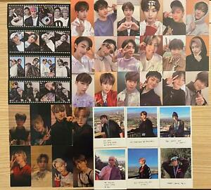 Stray-Kids-Vol-1-GO-Official-Photocards-Polaroid-Film-Bookmark-US-SELLER