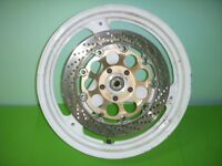SUZUKI RGV VJ21 wolf front wheel with disc