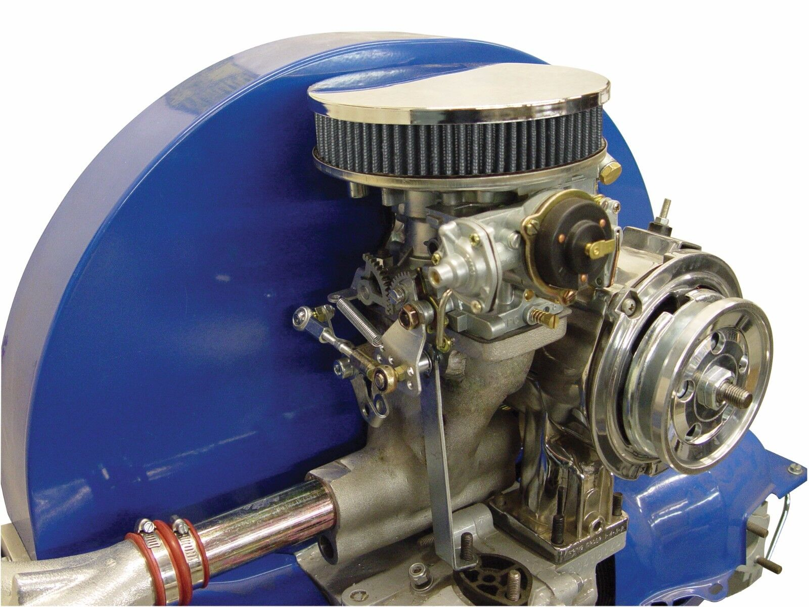 5. EMPI 47-0628 EMPI 38EGAS Single Carburetor Kit Type 1 1600