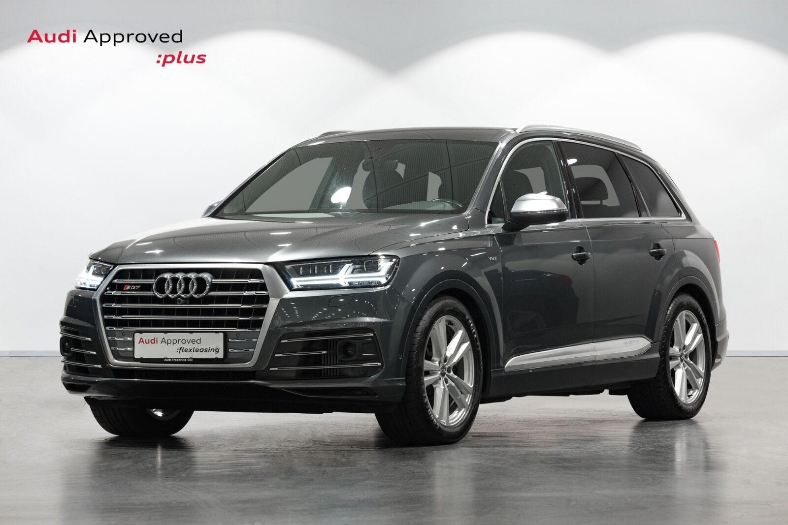 Audi SQ7 4,0 TDi quattro Tiptr. 7prs 5d - 5.913 kr.