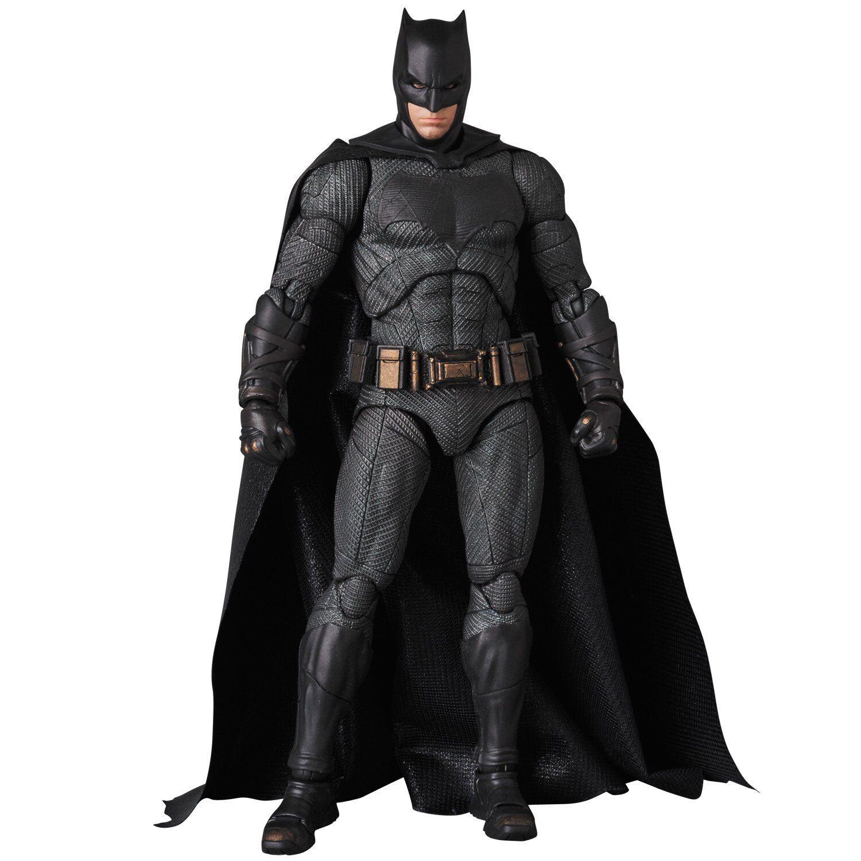 Medicom Toy MAFEX Justice League Batman Japan version