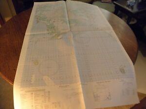 1967 Nautical Combat Chart,south China Sea,vietnam,hon Chong Catalogues Will Be Sent Upon Request Maritime Navigational Charts