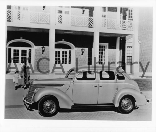 Factory Photo 1938 Ford Standard Fordor Ref. # 42035