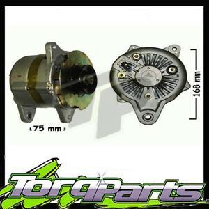 SUIT-TOYOTA-LANDCRUISER-40-45-47-SERIES-2F-ALTERNATOR-3-9-4-2LTR-6CYL-PETROL