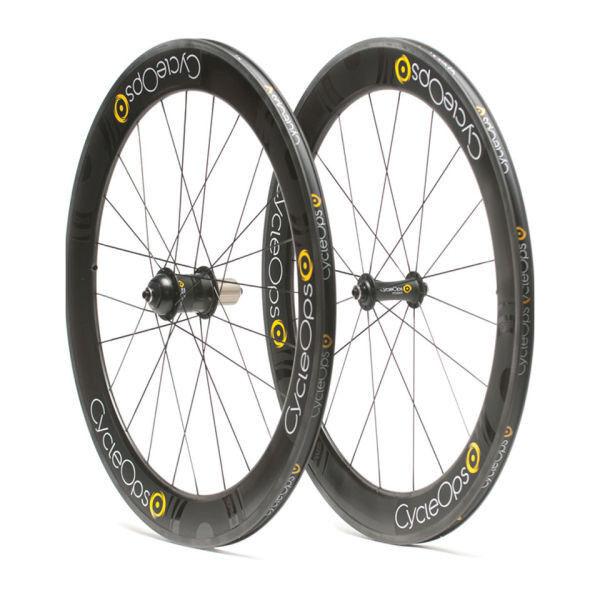 CycleOps PowerTap G3 ENVE 65mm Carbon Tubular Wheelset Shimano 11 Speed New