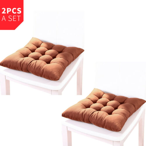 US Soft Cushion Pad Seat Chair Mat Home Car Sofa Office Square Soft Seats Cover