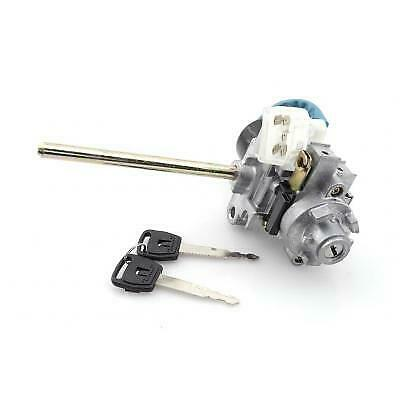 Lock, complete V PARTS compatible with KYMCO Downtown ABS 300 2009-2017
