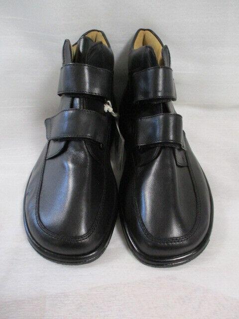 Ganter Sensitiv KURT  Komfort Stiefel 2-256771 -0100 schwarz  Weite  K  (imG)    | Sonderkauf