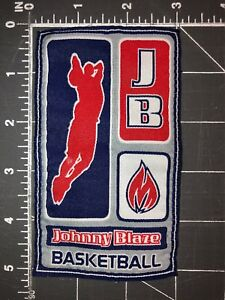 Details about Johnny Blaze Basketball JB Patch Tag Hip Hop Culture Rap  Streetball Freestyle