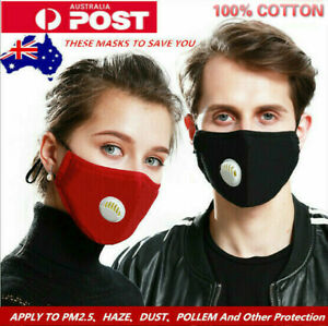 Face Mask With Pm2 5 Mask Filters Or Only Filters For Adults New Washable Masks Ebay