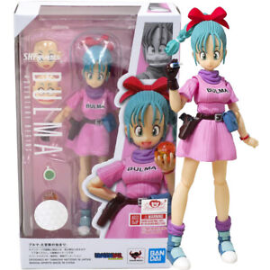 S.H.Figuarts Bulma Adventure Begins Dragon Ball Action Figure Bandai IN STOCK