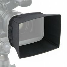 New PO10 Lens Hood designed for Sony HDR-AX2000E and SONY HXR-NX5E.