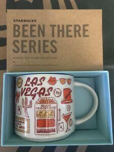 Starbucks Coffee Been There Series 14oz Mug LAS Vegas NEVADA Cup w/SKU