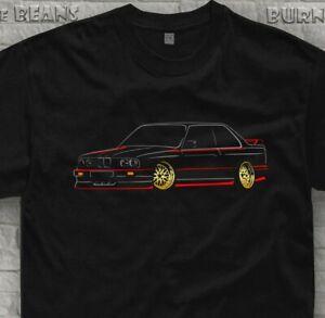 Details about T Shirt for BMW e30 m3 fans 320 323 325 T Shirt show original title