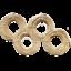 33-98-kg-Peddigrohr-flechten-Korbflechten-Flechtmaterial-Nr-3-2-0mm-500g miniature 2